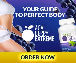 Acai Berry Extreme - acai μούρα