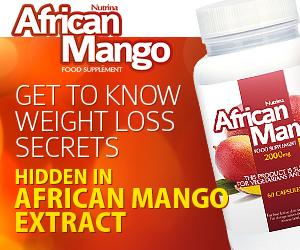 African Mango - απώλεια βάρους